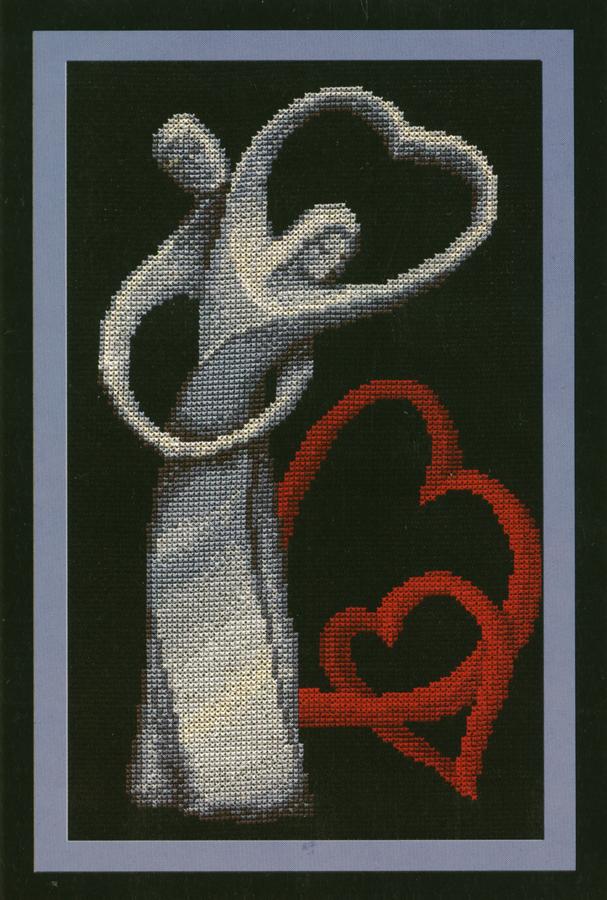 """схема вышивки Любовь из серии  """"Линия жизни """" Язык: русский Размер: 1.00 MB JPG схема вышивки Любовь из серии  """"Линия..."""
